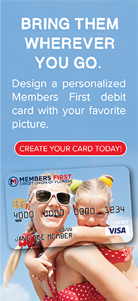 Create A Personalized Debit Card