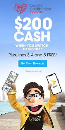 Get Cash Rewards From Sprint