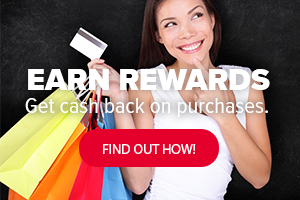 Get cash back on purchases from Members First