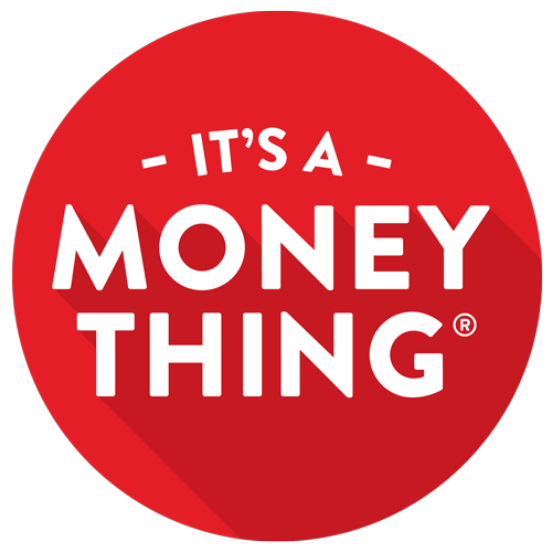 It's A Money Thing Icon