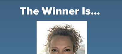 Congratulations to Our Pay Yourself to Shop Winner, M. Silvers.