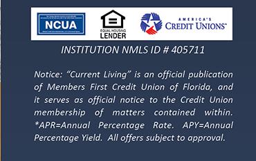 NCUA, Equal Housing Lender, America's CU's logos.