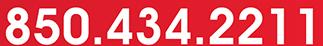 Call us at 850-434-2211