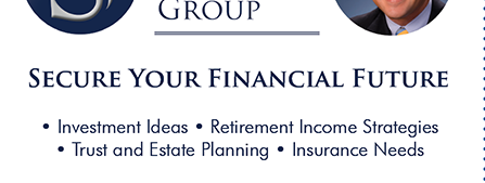 Secure Your Financial Future With Stacy Financial Group.  For Investment Ideas, Retirement Income Strategies, Trust & Estate Planning, or Insurance Needs, Contact Chad.  Call 334-332-9184 or email chad@stacyfg.com.